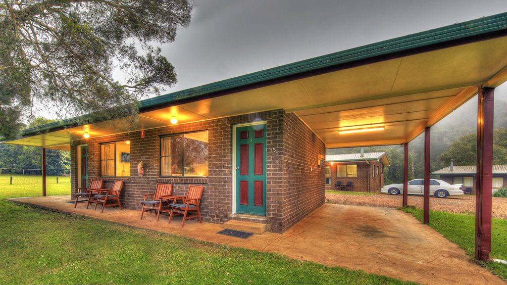 The Bunya Mountains Motel Units