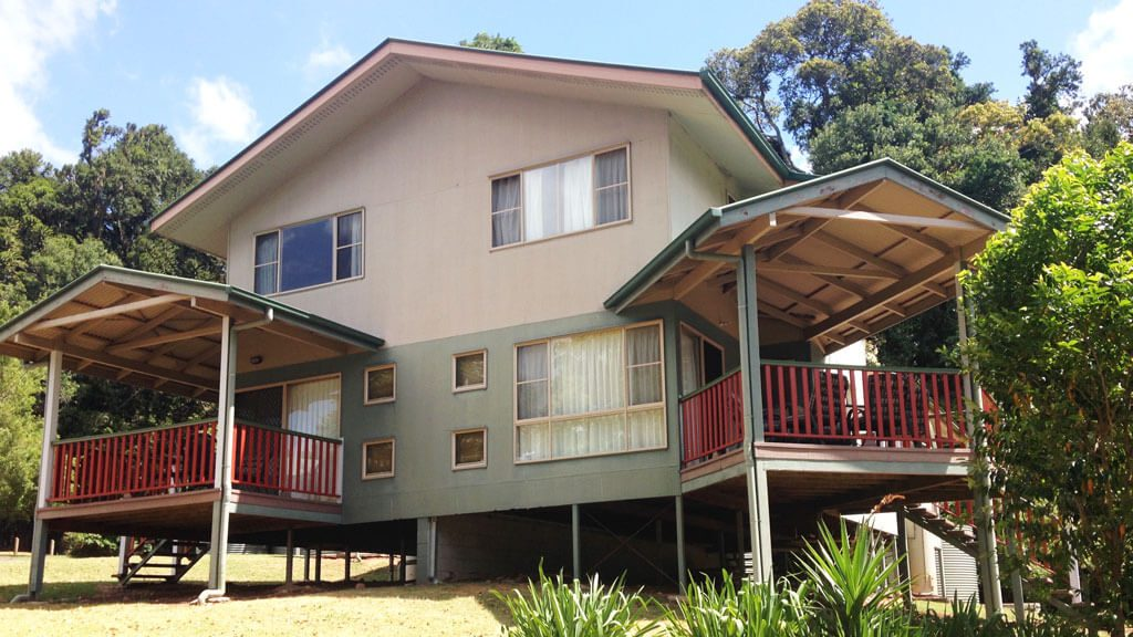 The Bunya Mountains Chalet